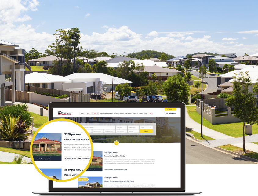 Rental Properties - Brisbane Southside | Matthews Real Estate